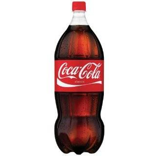 Coca Cola. 2 Liter Bottle  Soda Soft Drinks  Grocery & Gourmet Food
