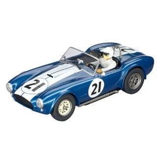 Carrera Evolution Shelby Cobra 289 No.21 Race Car: Toys & Games