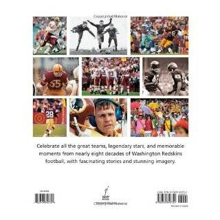 Washington Redskins: The Complete Illustrated History: David Elfin, Art Monk: 9780760340721: Books