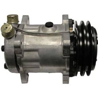 Ac Compressor For Ford New Holland   47132887 5165548 5165549  Tractors  Patio, Lawn & Garden
