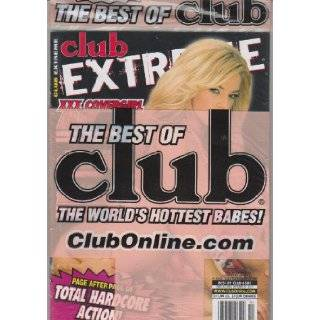 The Best of Club Magazine Number 301   Club Extreme: Books