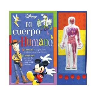 Disney Light Up: El cuerpo humano: Disney Light Up: Human Body (Spanish Edition): Paul Beck: 9789707184367: Books