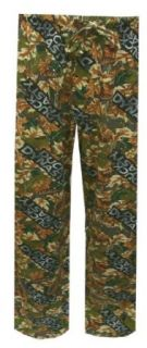 Duck Dynasty Camo Duck Blind Lounge Pants for men (Medium): Clothing