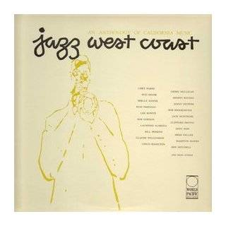 An Anthology of California Music Jazz West Coast: Music