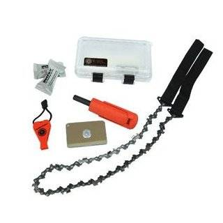 Ultimate Survival Deluxe Survival Kit   Orange : Camping Stove Fire Starters : Sports & Outdoors