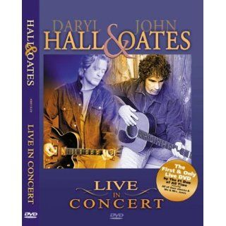 Daryl Hall & John Oates: Live in Concert: Daryl Hall, John Oates: Movies & TV
