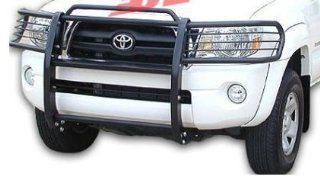 2000 2001 2002 2003 2004 2005 2006 Toyota Tundra Black Modular Grille Guard Brush Nudge Push Bar Automotive