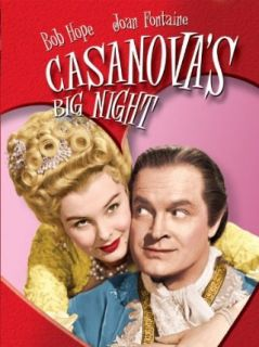 Casanova's Big Night: Bob Hope, Joan Fontaine, Audrey Dalton, Basil Rathbone:  Instant Video