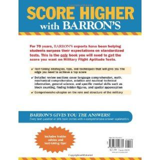 Barron's Military Flight Aptitude Tests: Terry Duran: 9780764145735: Books