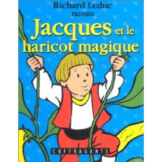 Jacques Et Le Haricot Magique: Jack and the Beanstalk (Children's French) (French Edition): Cassette: 9782921997805: Books
