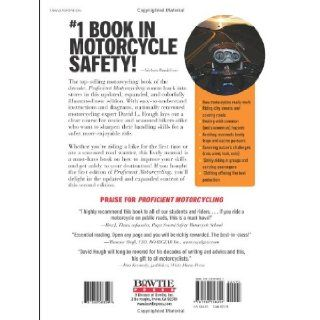 Proficient Motorcycling: The Ultimate Guide to Riding Well (Book & CD): David L. Hough: 9781933958354: Books