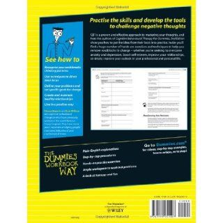 Cognitive Behavioural Therapy Workbook For Dummies: Rhena Branch, Rob Willson: 9781119951407: Books