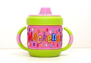 My Name Mackenzie Sippy Cup: Baby