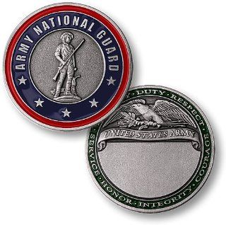 Army National Guard Challenge Coin: Everything Else