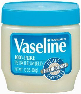Vaseline 100 Percent Pure Petroleum Jelly, 13 oz (368 g): Health & Personal Care