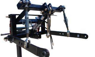 UTV Hitchworks Farmboy 3 Point Hitch for Kubota RTV Model 900, 1100, 1140  Patio, Lawn & Garden