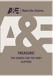 TREASURE The Search For The Ruby Slippers Movies & TV