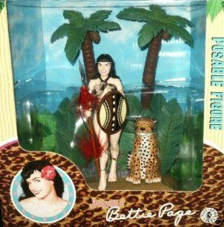 Jungle Bettie Page Toys & Games