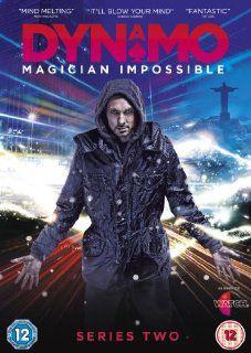 Dynamo Magician Impossible   Series 2 [DVD + RETRO BADGE] Movies & TV