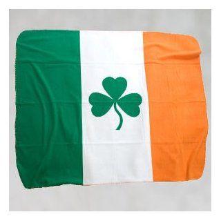 Irish Flag Fleece Blanket: Toys & Games