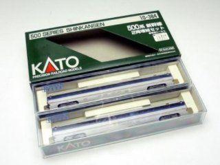 Kato 10 384 500 Series Shinkansen (Bullet Train), 2 Car Add On Set (N Scale) Toys & Games