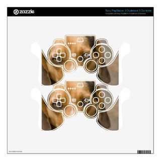 Loyal Beagle Hound Hunting Dog PS3 Controller Skin