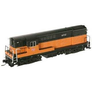 Atlas Milwaukee Road #402, with Decoder N Scale Locomotive Toys & Games