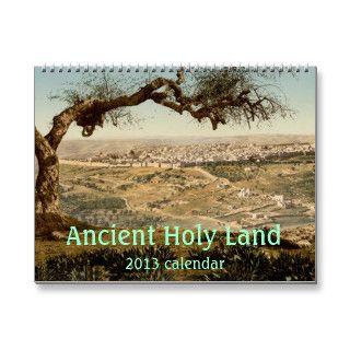 Ancient Holy Land Calendar