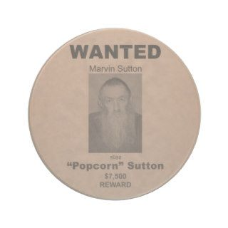 Popcorn Sutton Coasters