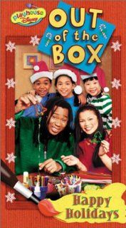 Out of the Box   Happy Holidays [VHS]: Tony James, Vivian Bayubay, Celine Marget, Spiridoula Cardona, Andrea Rosario, Brad Duck, Alex McMains, Aleisha Allen, Nicholas Eng, Dane Hammond, Michael Mylett, Bill Berner, Maureen Thorp, Richard A. Fernandes, Stev