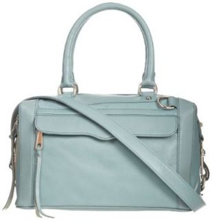 Rebecca Minkoff MAB Mini Satchel,Minty,One Size: Shoes