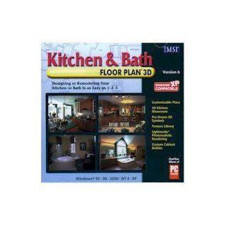 BRAND NEW Imsi Kitchen Bath Floor Plan 3d 40 Cabinet Symbols Award Winning Virtual Reality Walkthrough Software