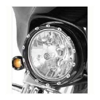 Arlen Ness 08 409 LED Fire Ring Running Light For Harley Davidson Softail 7 Factory Headlights Automotive