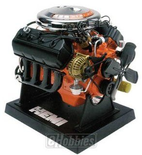 Lincoln Mint Ultra Metal Series Dodge 426 Hemi Engine 1/6th Toys & Games