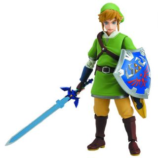 Diamond Selects Legend of Zelda Skyward Sword Link Figma Action Figure