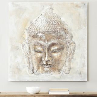 Tranquility Buddha Painting