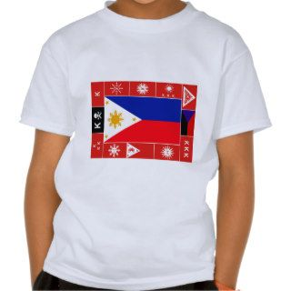 Philippine Flags Shirts