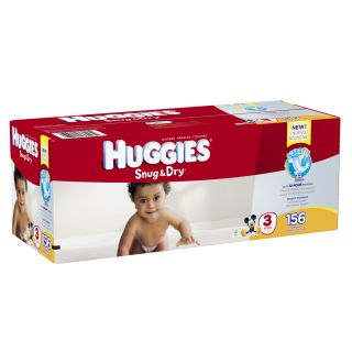 Huggies Snug & Dry Diapers, Size 5, 120ct   Baby   Baby Diapering   Disposable Diapers