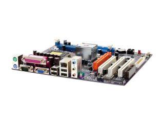 ECS P4M800 M7 (V3.1) LGA 775 VIA P4M800 Micro ATX Intel Motherboard