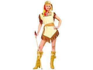 Naughty Galilahi Cherokee Indian Girl Costume Adult Large