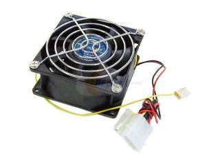 Vantec Tornado 80mm Double Ball Bearing High Air Flow Case Fan   Model TD8038H