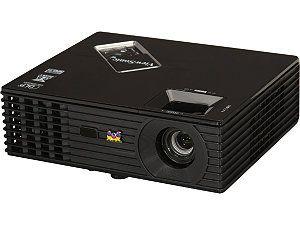 ViewSonic PJD5132 800x600 SVGA 3000 ANSI Lumens, 120 Hz Refresh Rate, Keystone Correction, PC 3D  ready DLP Projector