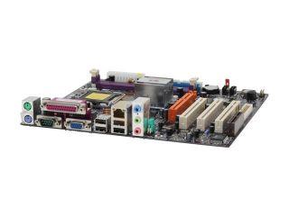 ECS P4M800PRO M2 V2.0 LGA 775 VIA P4M800 PRO Micro ATX Intel Motherboard