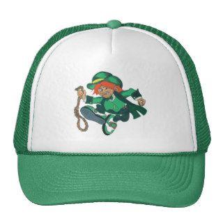 Evil Leprechaun Hat