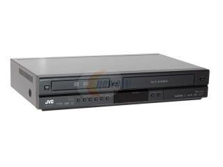 JVC  DR MV78B  DVD/VHS Combo Recorder with Up Conversion