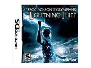 Percy Jackson & the Olympians: The Lightning Thief Nintendo DS Game Activision