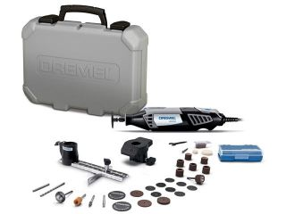 Dremel 4000 2/30 High Performance Rotary Tool Kit With 30 Accessories