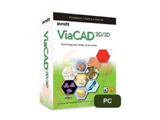 Punch! Software ViaCAD 2D/3D  Software