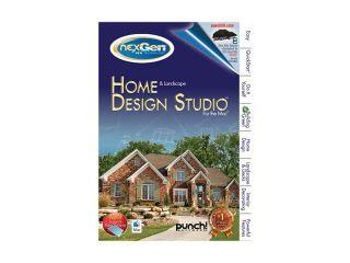 Punch! Software Home Design and Landscape Design Studio For The Mac V2  Software