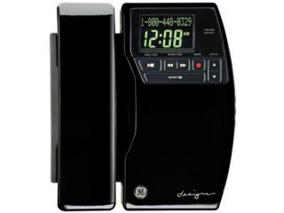 General Electric 27909FE1 1 Handset DECT 6.0 Digital Wall Expandable Speakerphone Cordless Phone